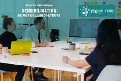 Sécurité informatique: sensibiliser ses collaborateurs